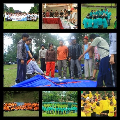 OUTBOUND TRAINING BOGOR PUNCAK