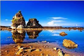 Lokasi Wisata Di banten pantai sawarna sangat menarik