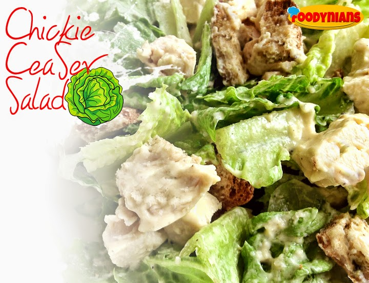 Chickie Ceaser Salad