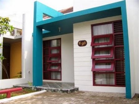 desain cantik teras rumah minimalis berwarna teras rumah minimalis ...