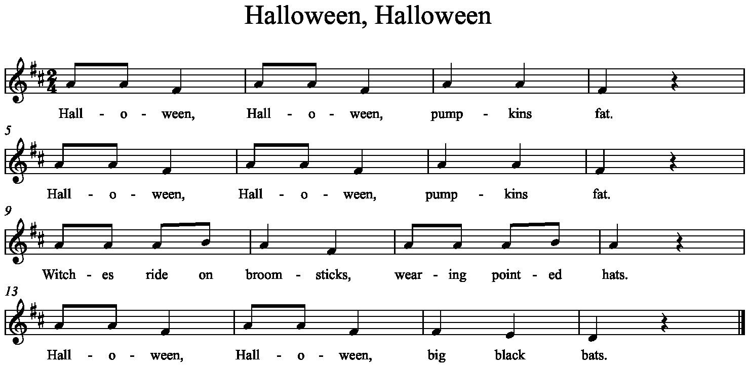 verse 2 halloween