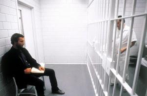 William Petersen y Brian Cox en 'Cazador de hombres'