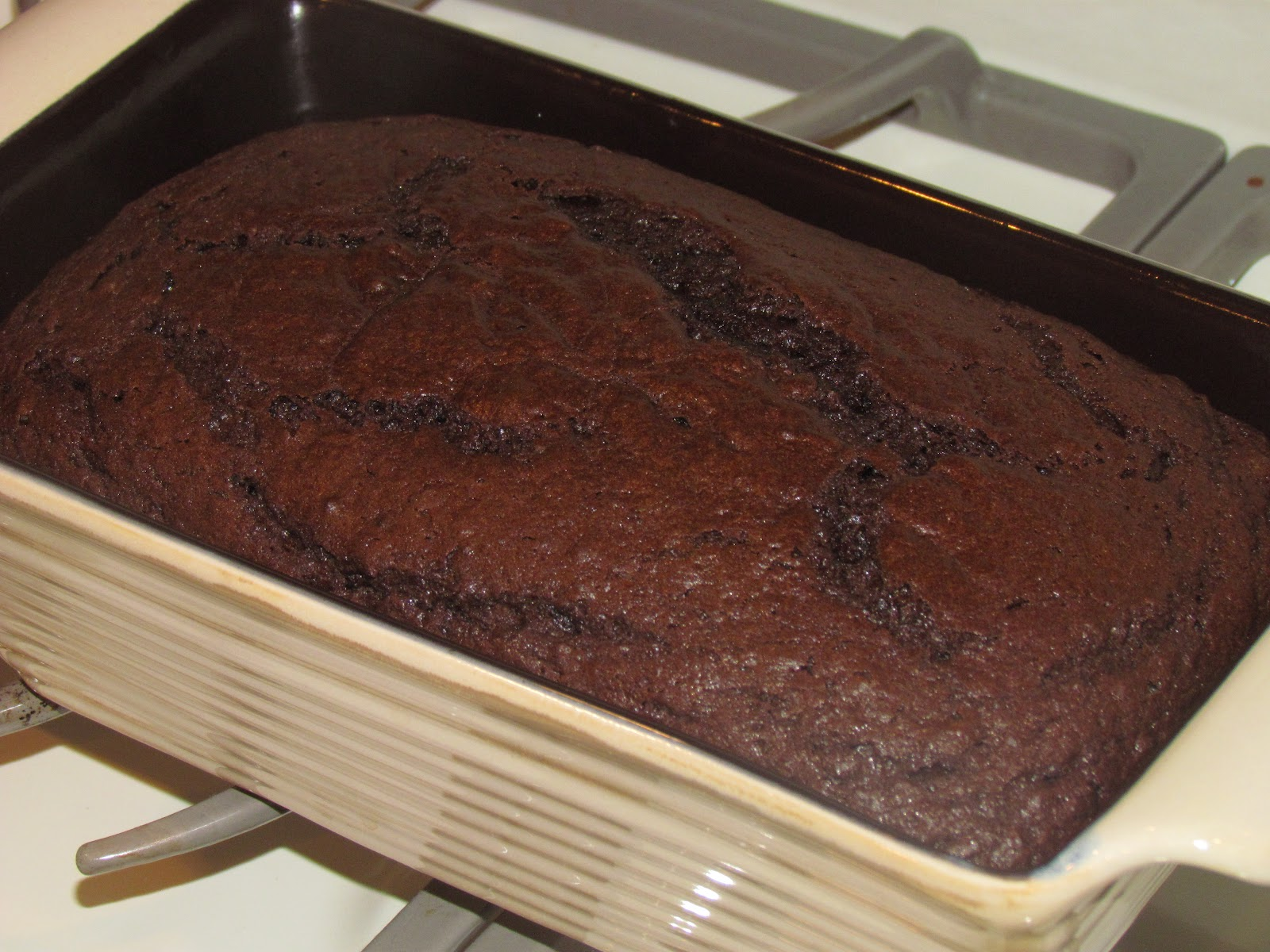 Made in our kitchen: Chocolate Pound Cake