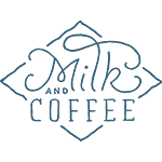 Milk and Coffee Logo