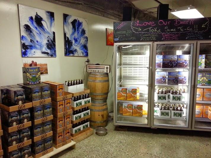 Free Will Brewing Co., Craft Beer, Perkasie, PA