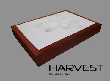 """Harvest "" Bed Art"