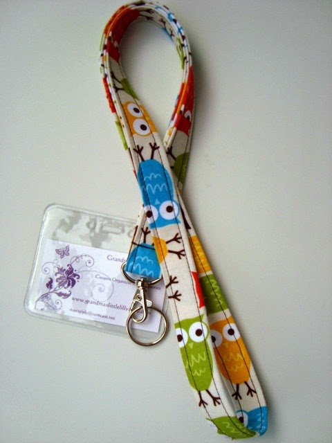 precisely mine review of lanyards from grandmas little lilly