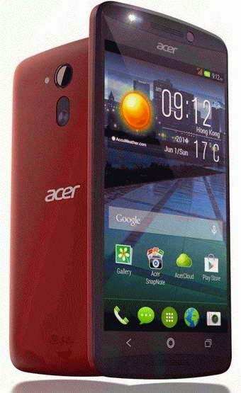 Acer Liquid E700 Trio Triple SIM Smartphone