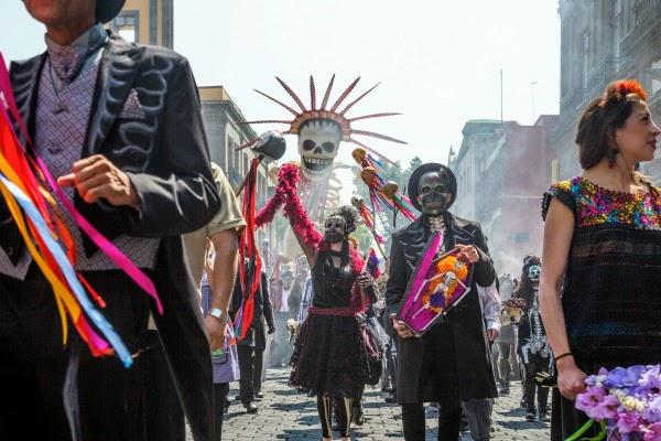 dead festival mexico
