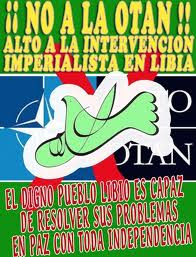 ALTO LA INTERVENCION IMPERIALISTA