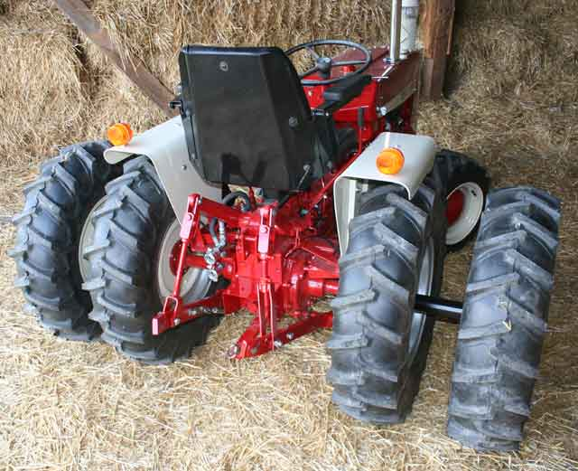 Wheel Horse Garden Tractor With Pto And 3 Point : The little tractor co august