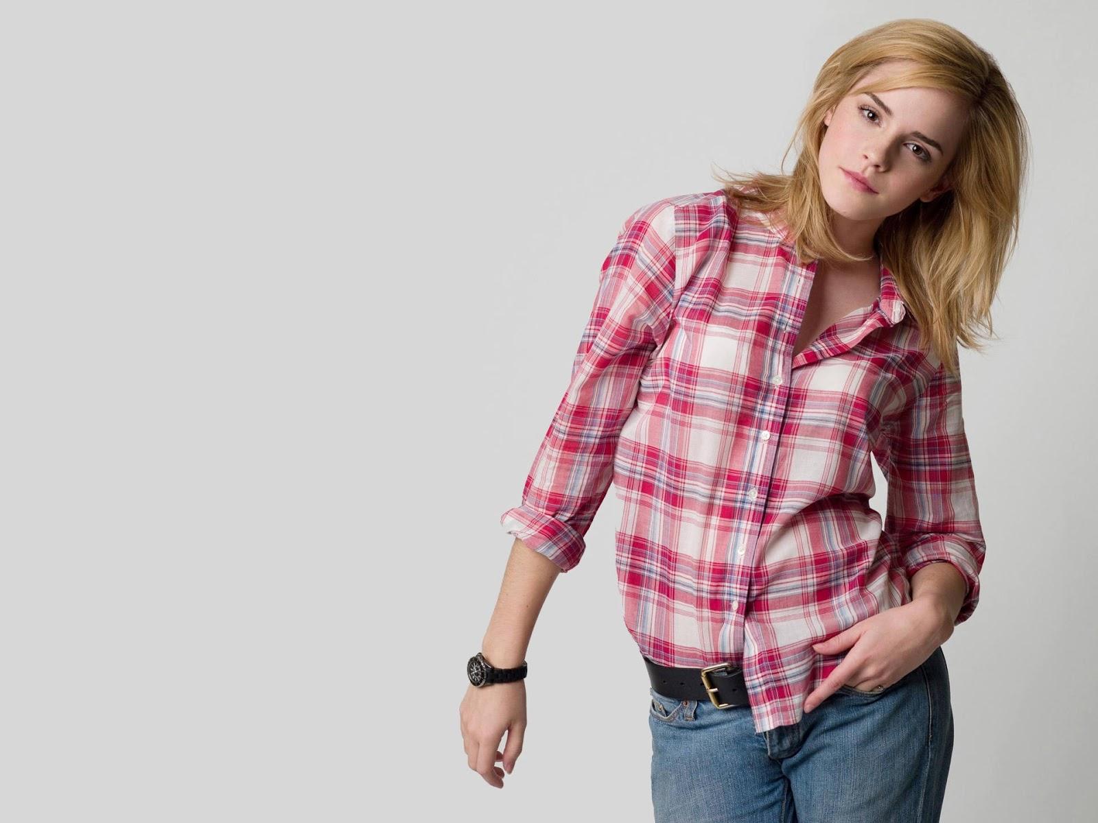 Emma Watson Photoshoot HD Image