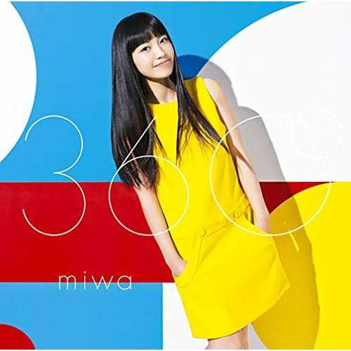 [MUSIC] miwa – 360° (2015.02.18/MP3/RAR)