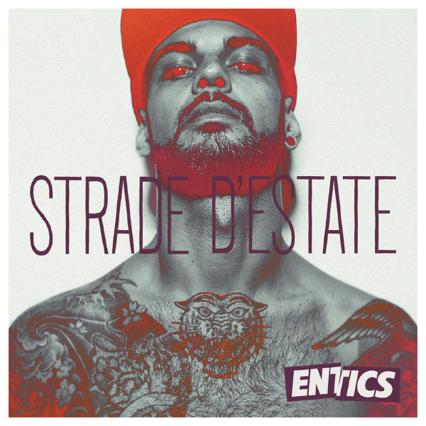 Copertina Entics - Strade D'Estate