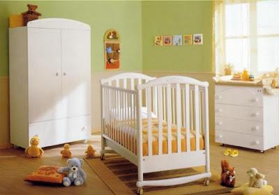 ideas pintar habitación de bebé