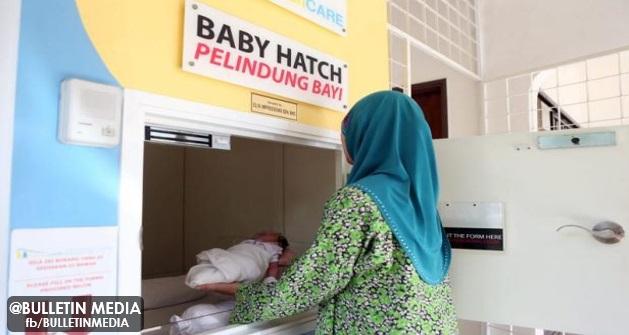 Ibu Yang Melahirkan Anak Luar Nikah Boleh Tinggalkan Bayi Mereka Di 'Baby Hatch'