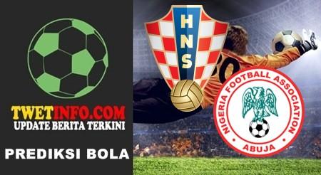 Prediksi Croatia U17 vs Nigeria U17