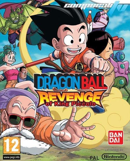 Dragon Ball Revenge Of King Piccolo PC Repack Español