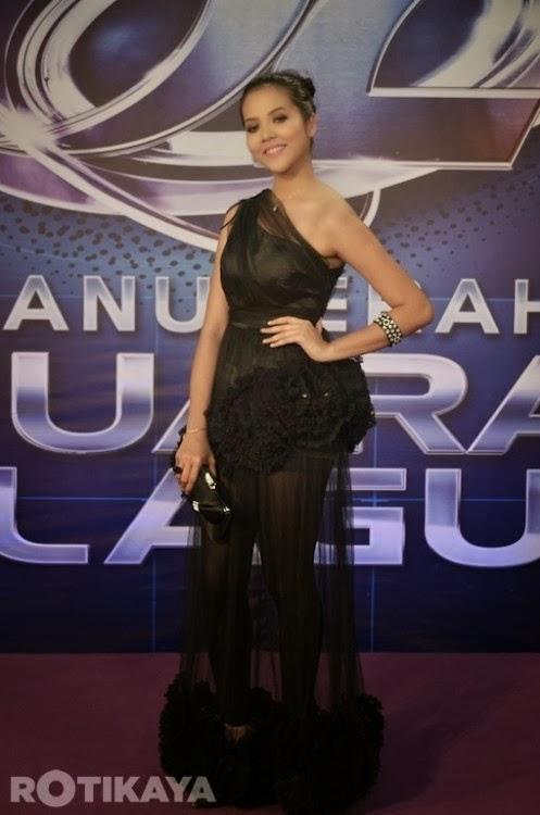 Fesyen Pelik Di Anugerah Juara Lagu Ke 29