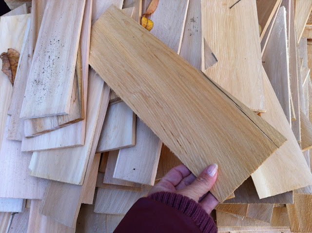 white cedar shake shingles
