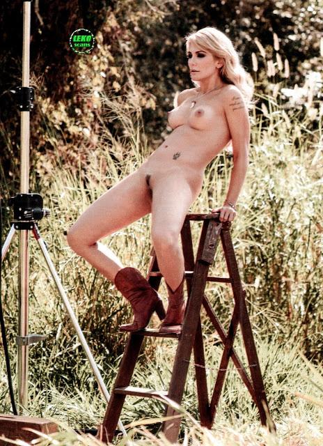 Antonia Fontenelle Nua Na Playboy Confira Todas As Fotos