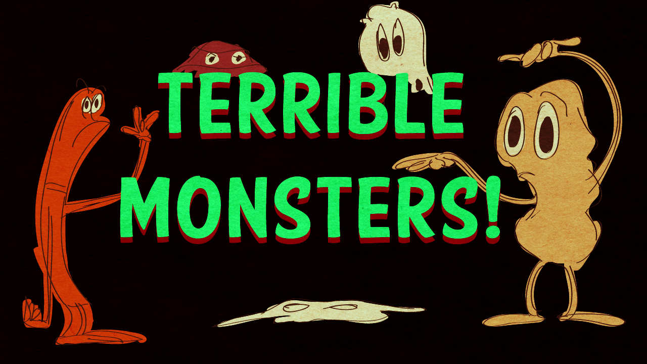 terrible monsters