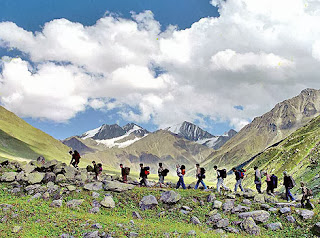tracking in Himachal Pradesh