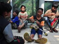 Mensos: 4,1 Juta Anak Telantar di Indonesia