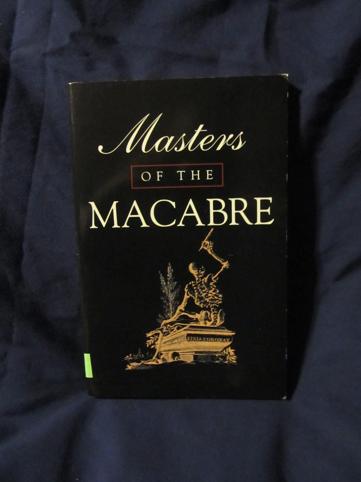 edgar allan poe master of macbre