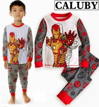 RM25 - Pyjama Ironman