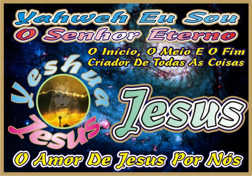 Yeshua Quer Dizer O Salvador Enviado de Deus