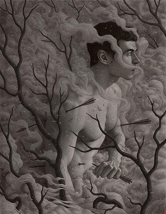 Destacado. Ilustración, dibujo y arte de Boris Pelcer