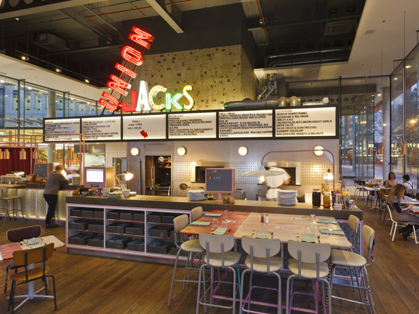 Jacks Kitchen London