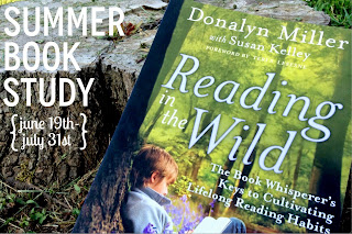 Reading in the Wild Summer Book Study