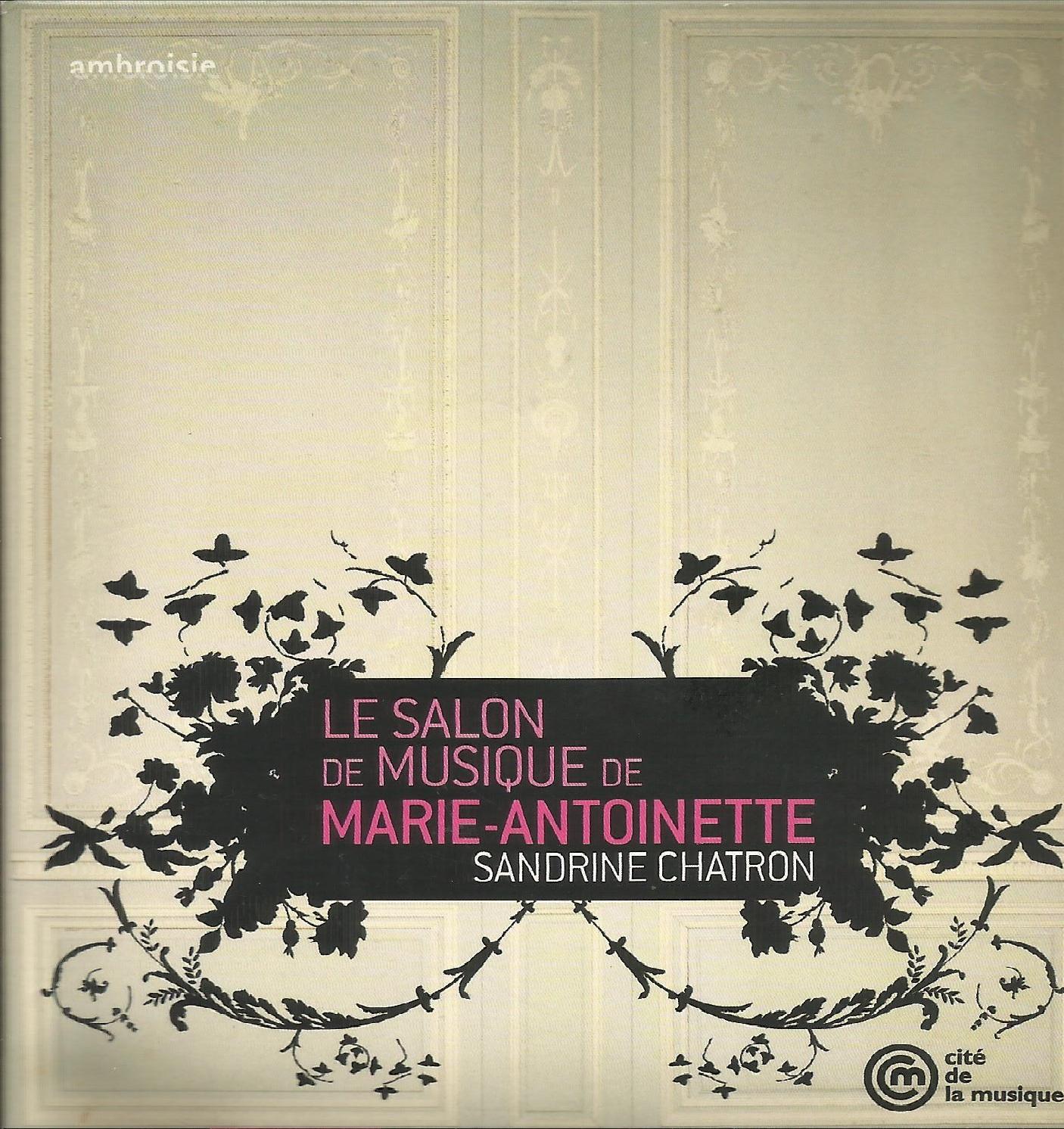Le salon de music de marie antoninette jewish music for Salon de marie