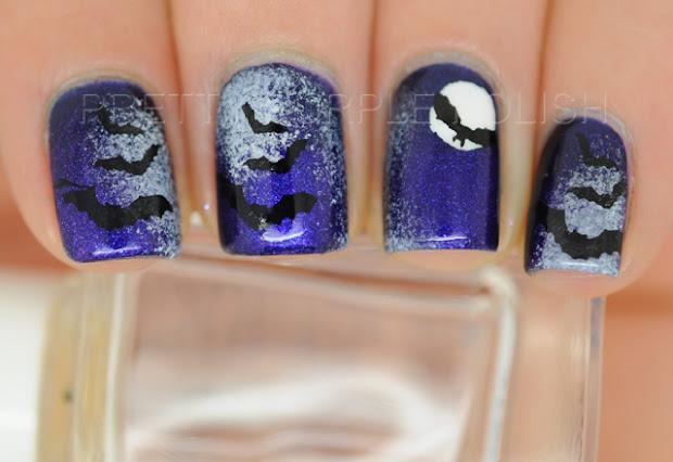 october 2012 pretty purple polish