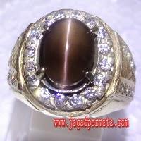 Batu Permata Natural Cat Eye Scapolite