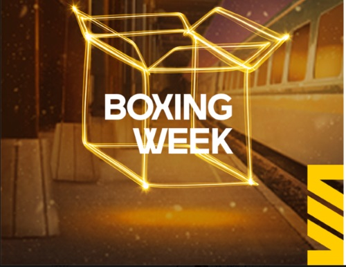 VIA Rail Boxing Week Last Sale Of The Season