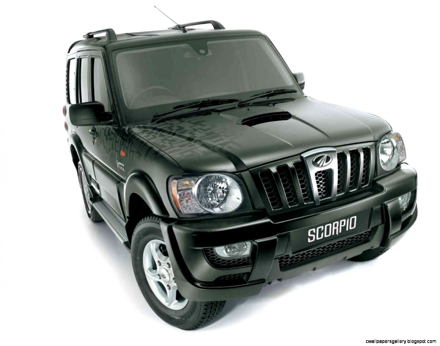 Mahindra Scorpio New Model 2014