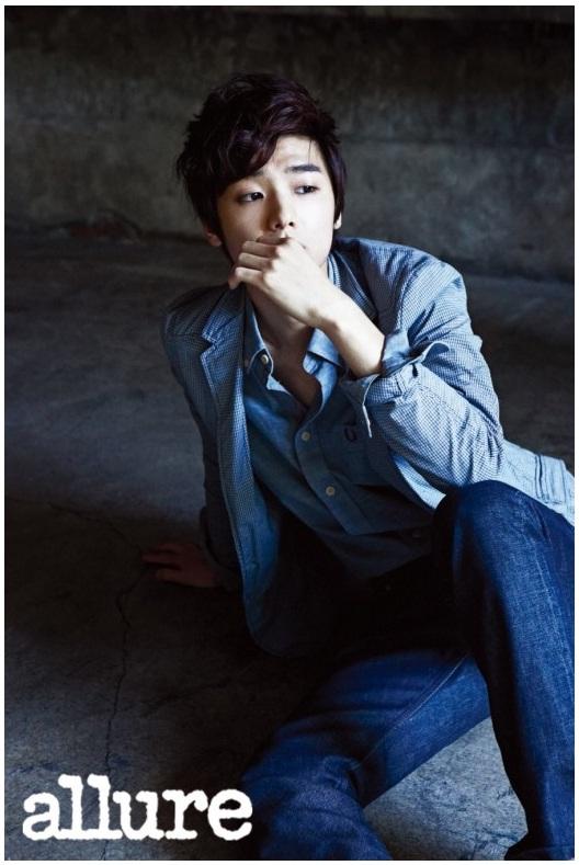 صور Kang Min Hyuk من CN Blue لمجلة Allure Korea !  3-29