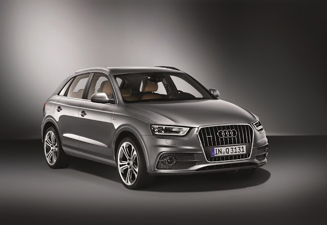 Audi Q3 turbo petrol