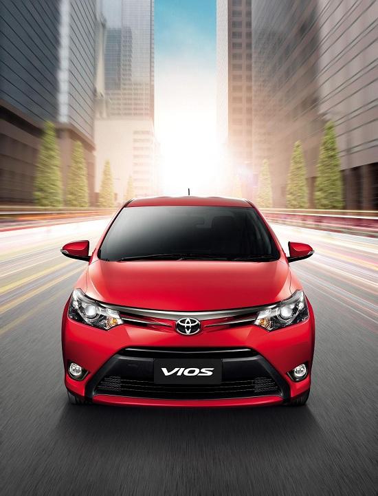 2014 Toyota Vios