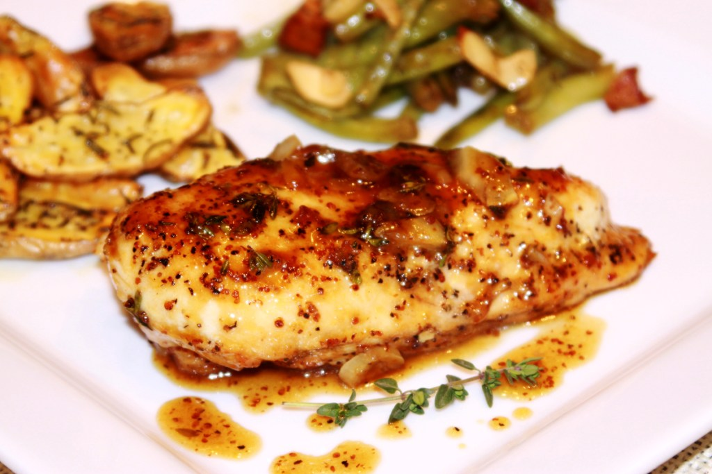 Rosemary Chicken With Orange-Maple Glaze Recipes — Dishmaps