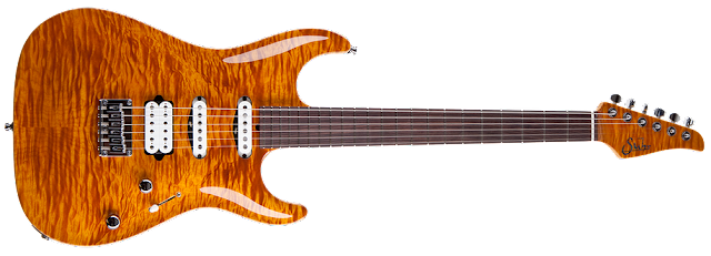 Suhr Guitars Standard Carve top Trans Amber