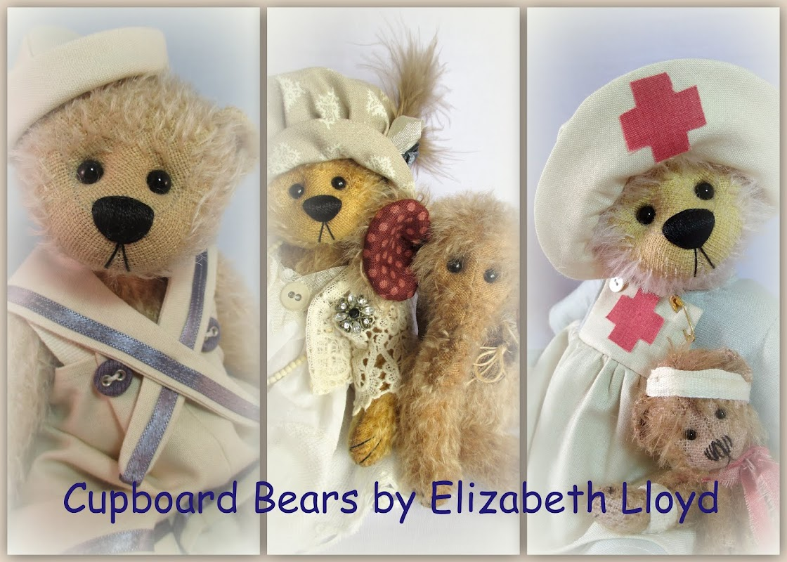Cupboard Bears by Elizabeth Lloyd