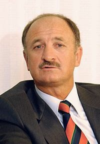 "Translations of Luiz Felipe Scolari, the former manager of ""A Selecao"" of Brazil."