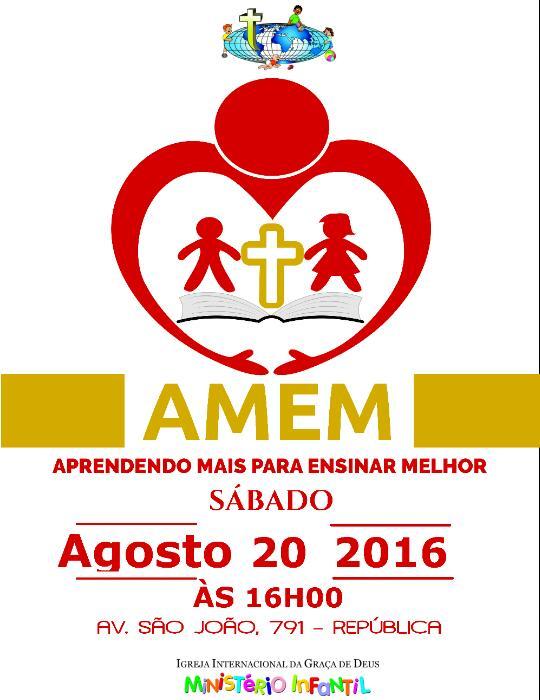 AMEM - Agosto/2016