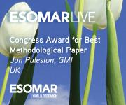 esomar research paper