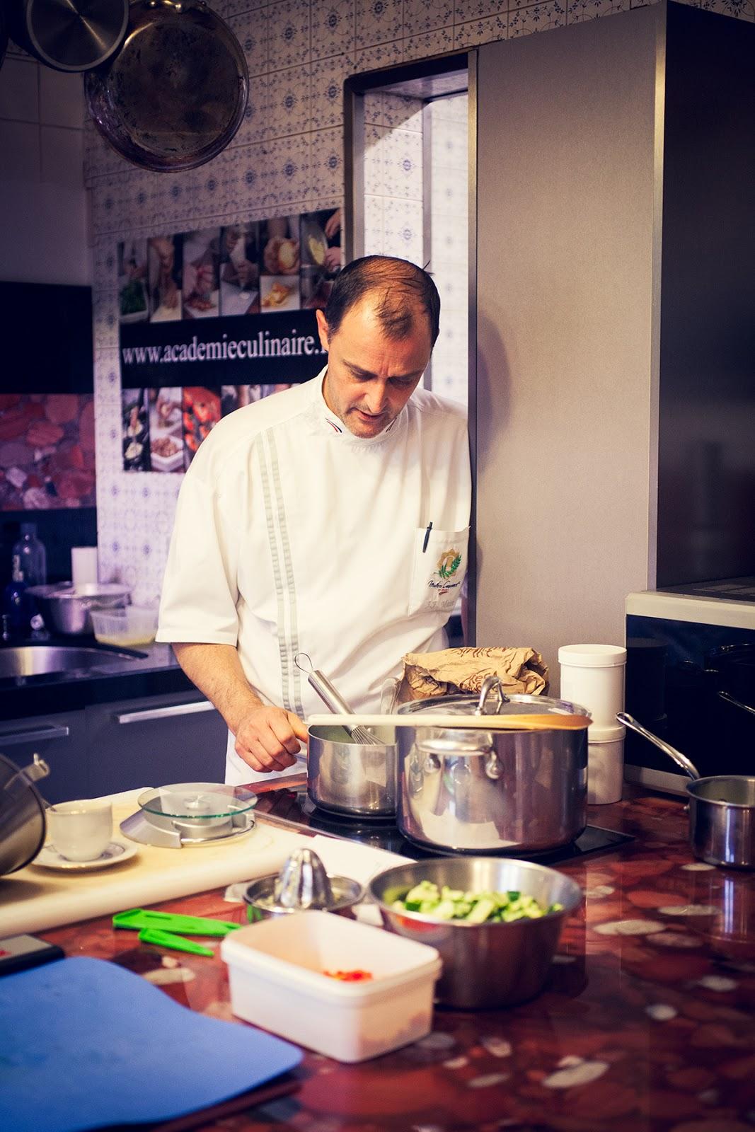 cours de cuisine moléculaire avec jean françois maire – crokmou