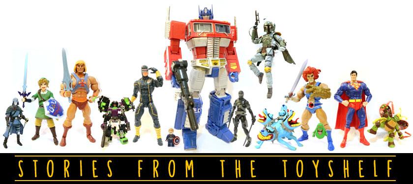 Stories from the Toyshelf